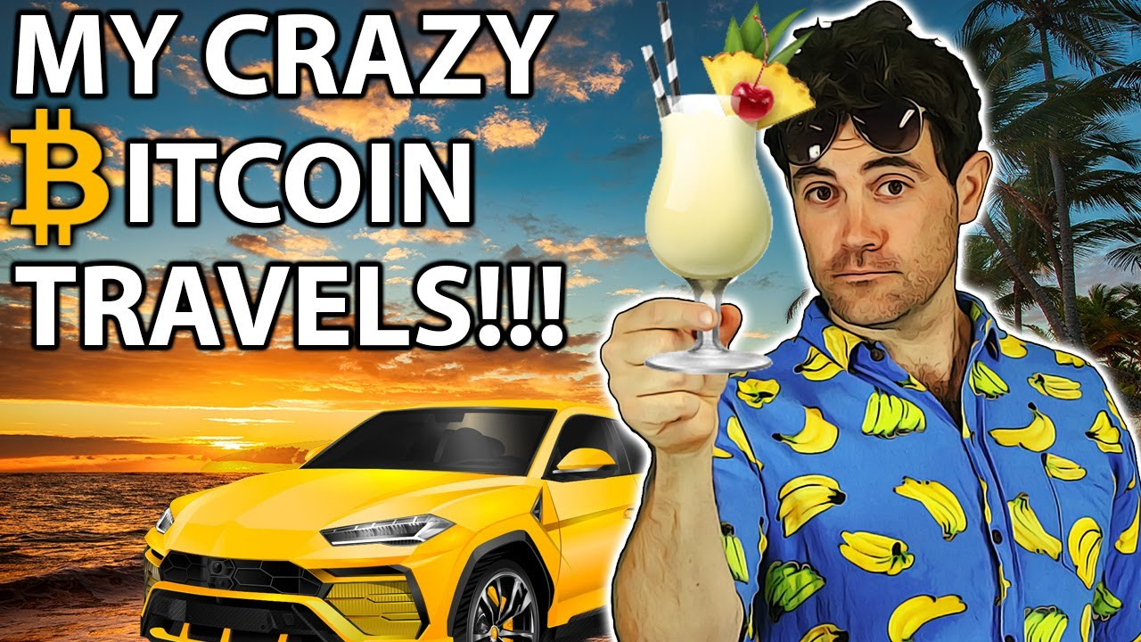 10 CRAZIEST Things I Bought with BITCOIN!! 🍹