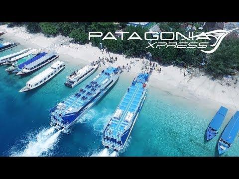 Patagonia Xpress Bali - Gili Islands Lombok