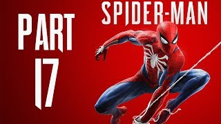 """Spider-Man (PS4) - Let's Play - Part 17 - """"The One That Got Away, Breakthrough""""   DanQ8000"""