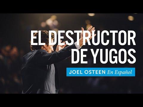 Aquel que destruye yugos | Joel Osteen
