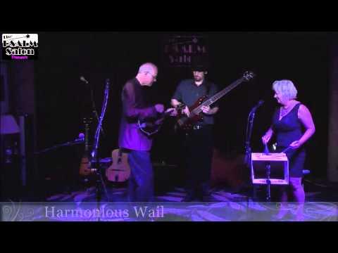Harmonious performing Minor Swing Live.
