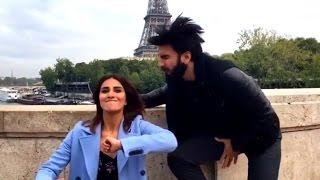 All the PAGALPANTI Ranveer Singh did before Befikre trailer launch