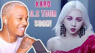 Jiwoo Calm Down! | Reacting To KARD - Dumb Litty - MV