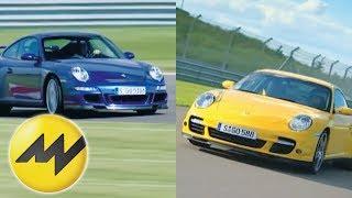 Vergleich Porsche 911 Turbo vs. Porsche 911 GT3: Turbo oder GT3 - Welcher Elfer ist sportlicher?