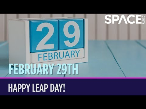 OTD in Space – February 29: Happy Leap Day