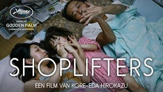 SHOPLIFTERS - Officiële NL trailer
