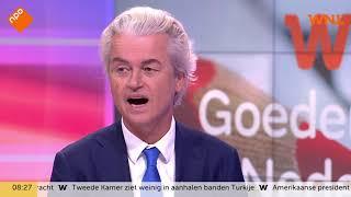 Geert Wilders bijna 15 kilo afgevallen: 'Was hard nodig'