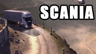 SCANIA Truck Driving - Simulator Let's Play Gameplay Part 3 - Patch 1.1