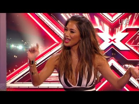 The Xtra Factor 2016 Auditions Week 1 Nicole Scherzinger Interview Full Clip S13E01