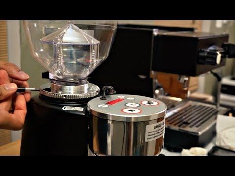 Mazzer Mini Burr Replacement | Commercial Espresso Maintenance
