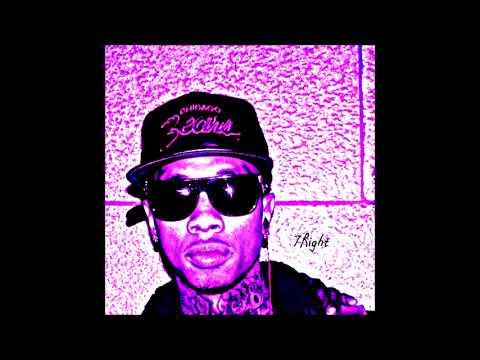 Tyga - Make It Work [Purpled by 7Right]