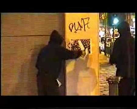 Anarchist Guide to Flyposting