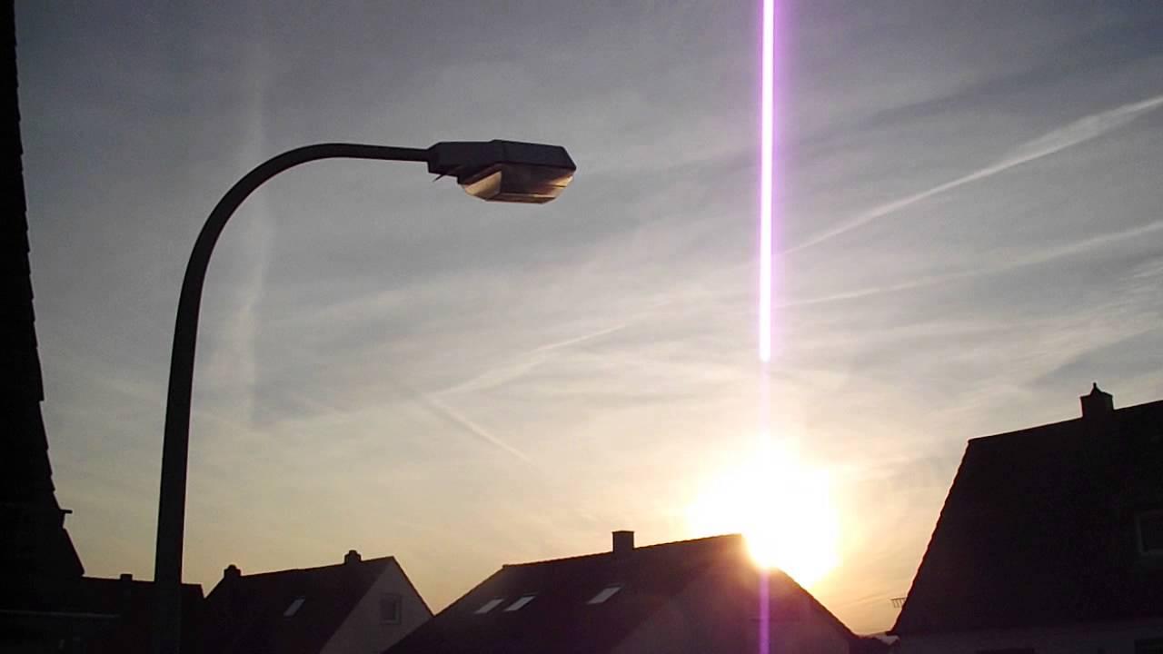 Chemtrails Deutschland Beweise