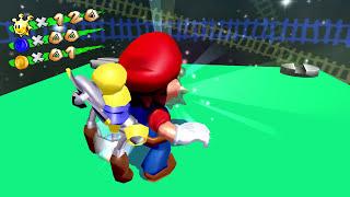 Super Mario Sunshine in 4K HD 60FPS (With 480p vs 4K Comparison)