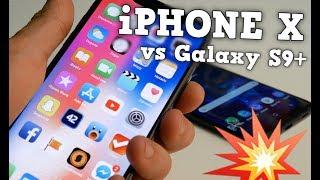 iPhone X przebija w tym Galaxy S9+...⚔️  | AppleNaYouTube