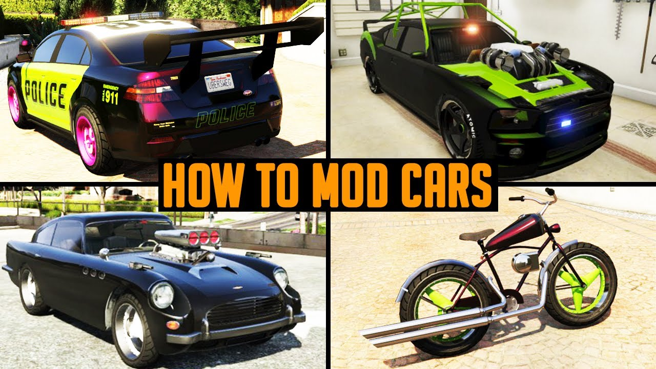 CAR MOD SHOW CASE - YouTube