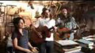 Tunng - Take, BBC Collective Junk Shop Session