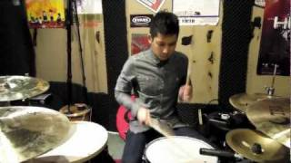Adele - Go Radio - Rolling In The Deep Drum Cover * Studio Quality * Hd