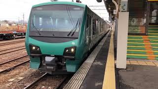 2018/4/2 快速リゾートしらかみ1号 東能代発車