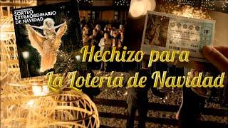 Hechizo para que te toque la Lotería de Navidad (2)