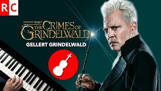 Grindelwald's Theme (Violin + Piano Cover) Fantastic Beasts: Crimes of Grindelwald