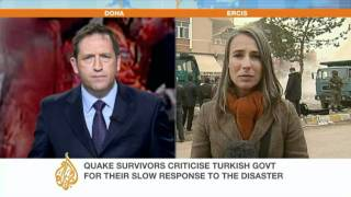 Turkey keeps up hunt for quake survivors