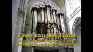 Samenzang Psalm 140, Cees van der Hart
