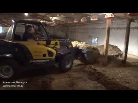 kramer allrad 2205 telehandler in action doovi. Black Bedroom Furniture Sets. Home Design Ideas
