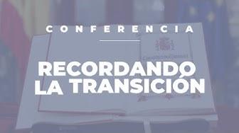 Imagen del video: Conferencia: Recordando la Transición