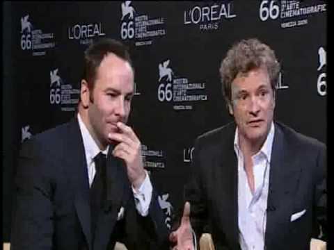 66th Venice Film Festival - Colin Firth