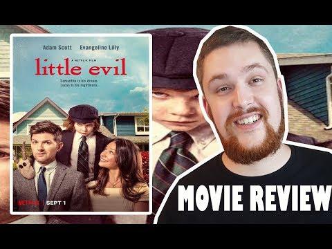 Little Evil Netflix Original Movie Review