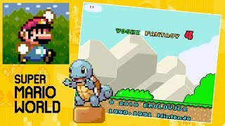 Yoshi Fantasy 4 • Super Mario World ROM Hack (SNES/Super Nintendo)