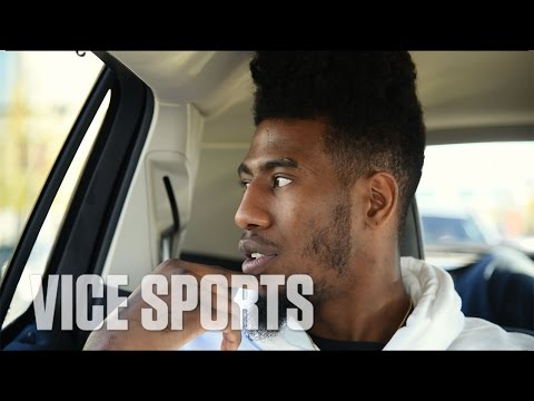 Iman Shumpert On New York Vs. Cleveland and the Importance of Johnny Bravo