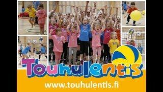 Kuinka järjestetään Touhulentis-tapahtuma?
