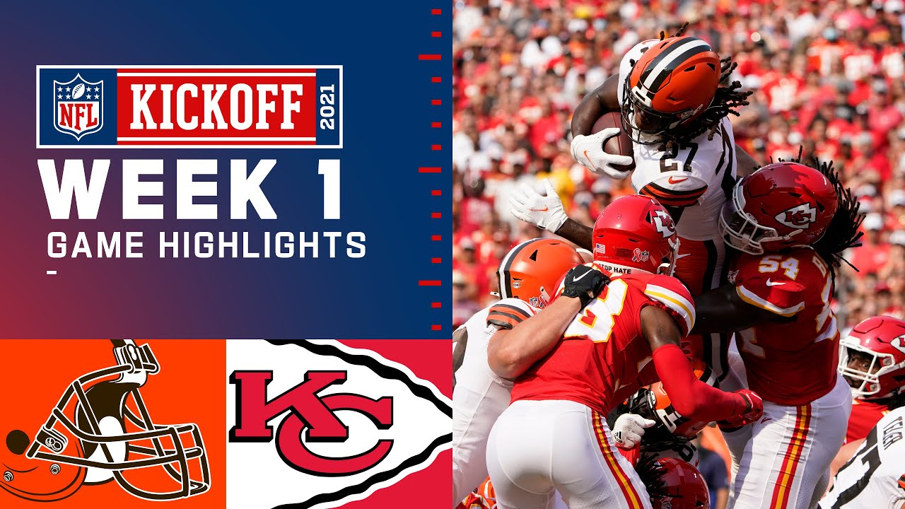 Download Browns vs. Chiefs Week 1 Highlights   NFL 2021