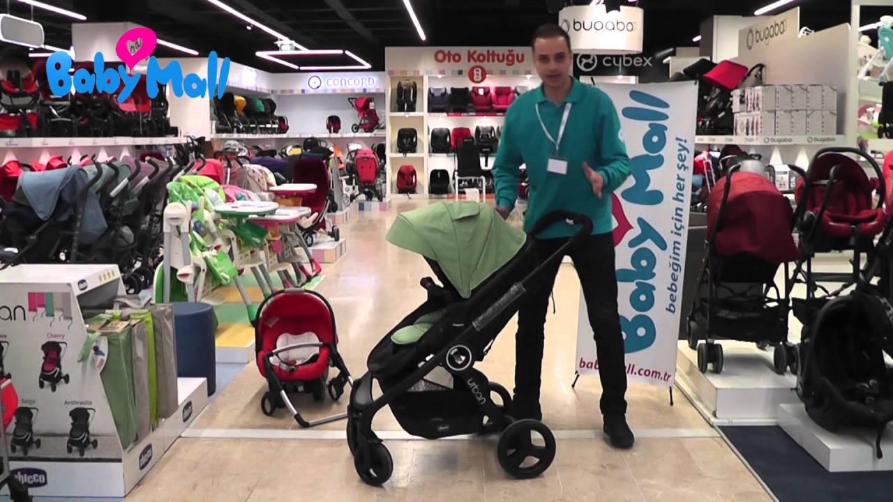 Chicco Urban Plus Bebek Arabası Youtube