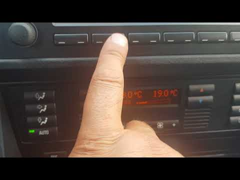 БМВ е39 м57 функции кнопок на BMW Business