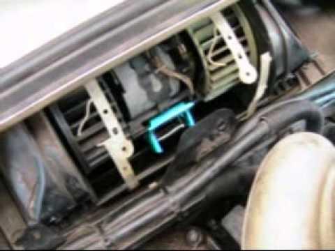 2007 328i Fuse Diagram Bmw E30 Blower Resistor Blower Switch Diy Youtube