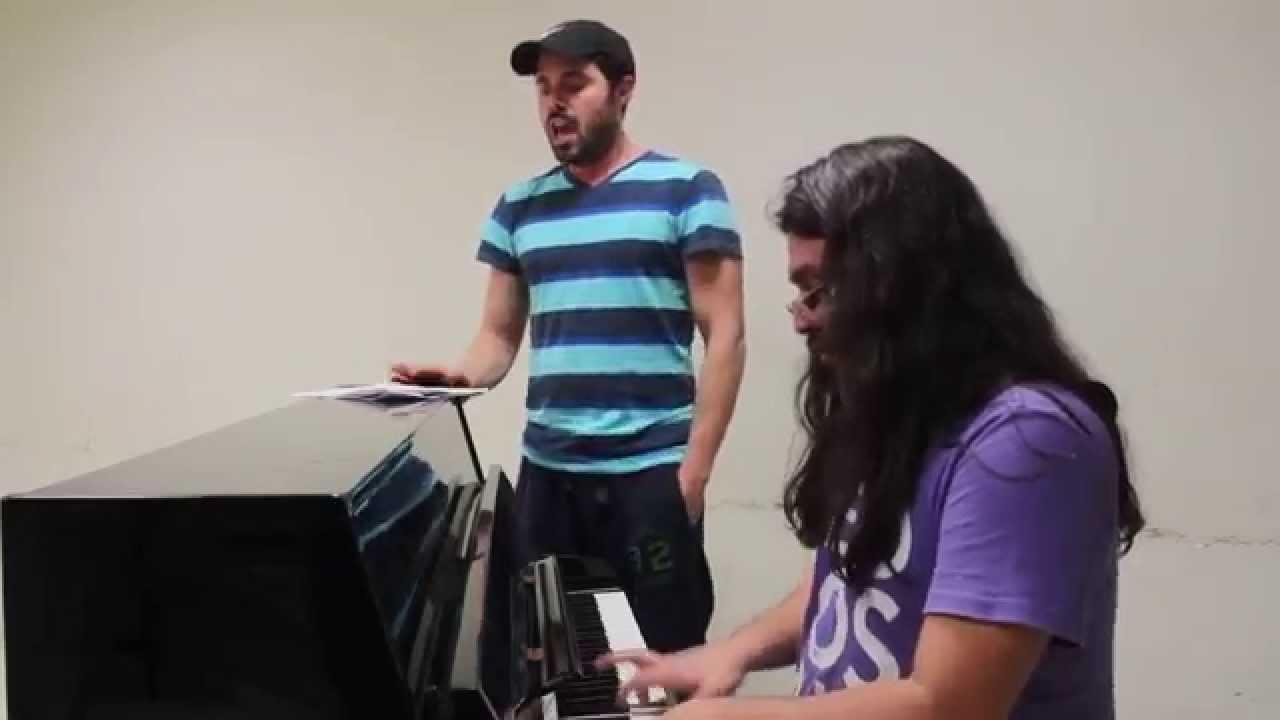 Entrevista a Jaime Lozano y Enrique del Olmo acerca de Tlatelolco, el musical.