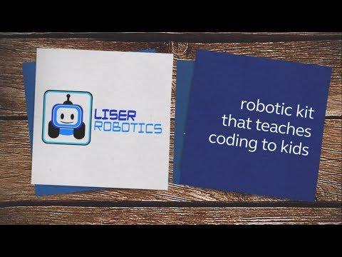 #MyFutureMaker: Liser Robotics