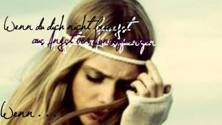 Ich weiß es ist kein leichter Weg.♥