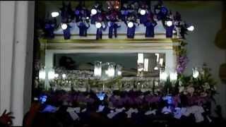 Salida en procesión del Santo Sepulcro de Villa de Cura 2014