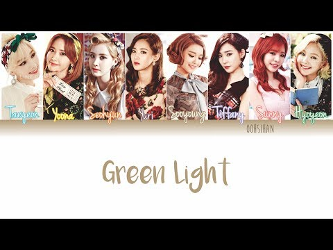 GIRLS' GENERATION (소녀시대) SNSD – GREEN LIGHT Lyrics Color Coded [Eng/Han/Rom]