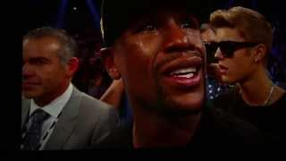MAYWEATHER SAYS WTF !!! , DURING JUDGES DECISION IN FIGHT AGAINST CANELO...