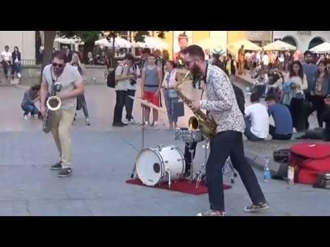STREET PARTY MUSIC - KRAKOW - 3KINGS