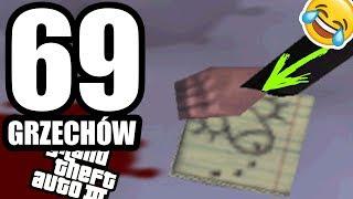 69 GRZECHÓW GTA III #4 [STRZAŁ W STOPĘ]