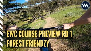 2020 EWC // RD 1 // FOREST FRIENDZY // COURSE PREVIEW