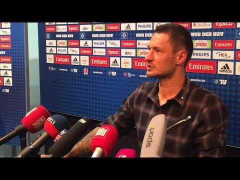 HSV-Neuzugang Sejad Salihovic im ersten Interview