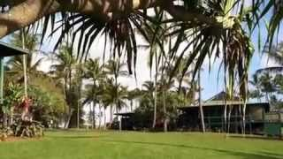 Travaasa Hana Maui Sea Ranch Cottage Video by Melissa McCoy