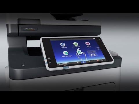 Nuevas Impresoras Multifuncionales Color SP C360 Y SP C361 | Ricoh
